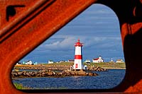 Phare de la Pointe aux Canons - Saint Pierre et Miquelon