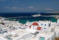 Gr ce experience ath nes et les cyclades - Mykonos lieux d interet ...